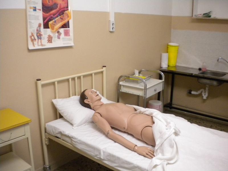 Ειδικότητα:Βοηθός Νοσηλευτή
