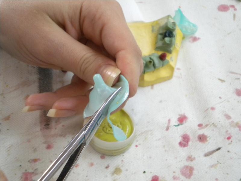 Ειδικότητα:Βοηθός Οδοντοτεχνίτη
